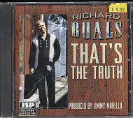 Richard Boals CD