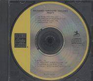 "Richard ""Groove"" Holmes CD"