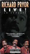Richard Pryor: Live! In Concert VHS
