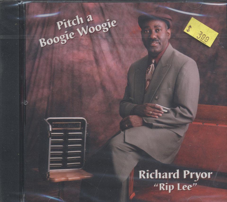 "Richard Pryor ""Rip Lee"" CD"