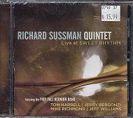 Richard Sussman Quintet CD