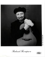 Richard Thompson Promo Print