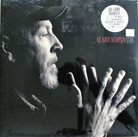 "Richard Thompson Vinyl 12"" (New)"