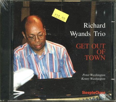 Richard Wyands Trio CD