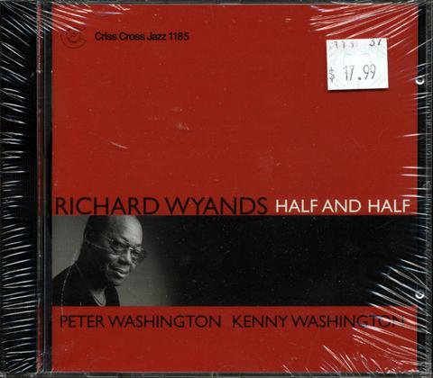 Richard Wyands CD