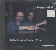 Richie Beirach & Andy LaVerne CD