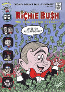 Richie Bush Comic Book