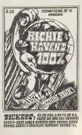 Richie Havens Handbill