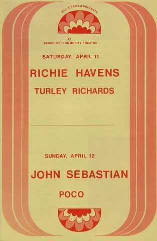 Richie Havens Program