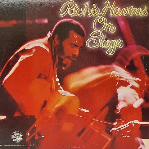 """Richie Havens Vinyl 12"""" (Used)"""