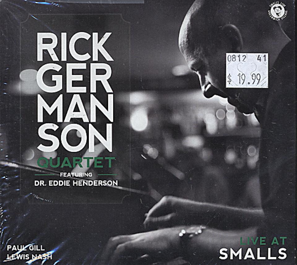Rick Germanson Quartet CD