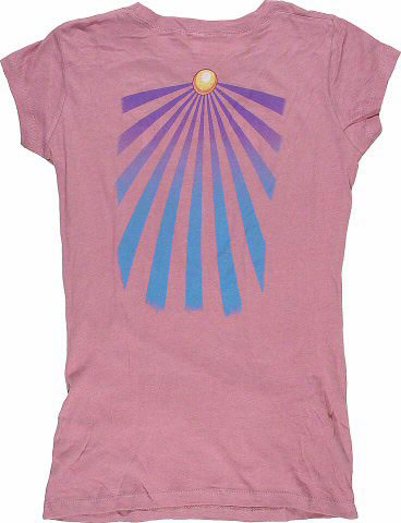Rick Griffin Women's T-Shirt reverse side