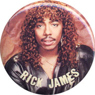 Rick James Pin