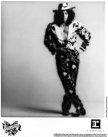 Rick James Promo Print