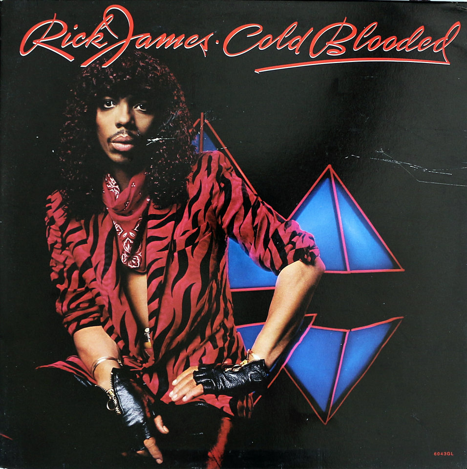 "Rick James Vinyl 12"" (Used)"