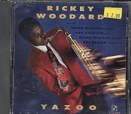 Rickey Woodard CD