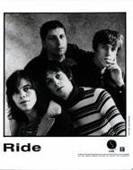 Ride Promo Print