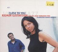 Rigmor Gustafsson and the Jacky Terrasson Trio CD
