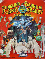 Ringling Bros and Barnum & Bailey Circus No. 110 Magazine
