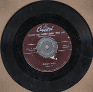 "Ringling Bros. Barnum & Bailey Circus Band Vinyl 7"" (Used)"