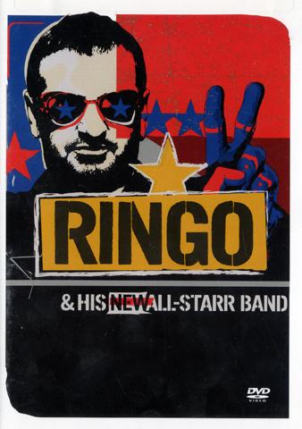 Ringo Starr DVD