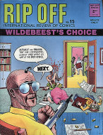 Rip Off Comix #10 Comic Book