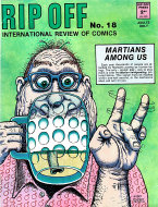 Rip Off Comix #18 Comic Book
