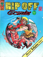 Rip Off Comix #20 Comic Book