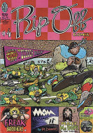 Rip Off Comix #4 Comic Book