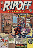 Rip Off Comix #7 Comic Book