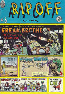 Rip Off Comix #8 Comic Book