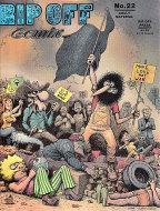 Rip Off Comix No. 22 Comic Book