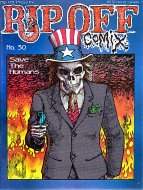 Rip Off Comix No. 30 Comic Book