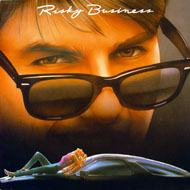 "Risky Business Vinyl 12"" (Used)"