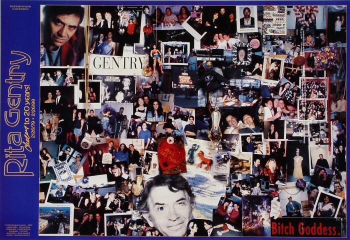 Rita Gentry Poster