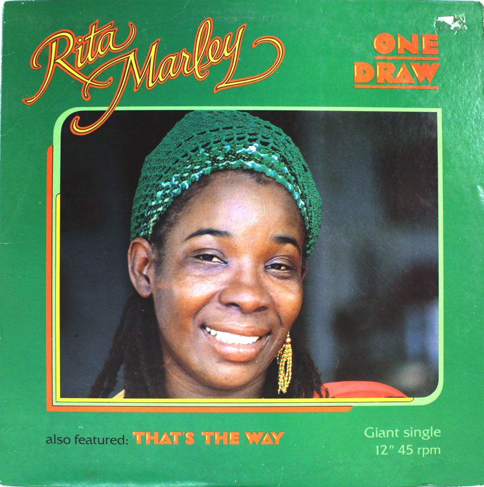 "Rita Marley Vinyl 12"" (Used)"