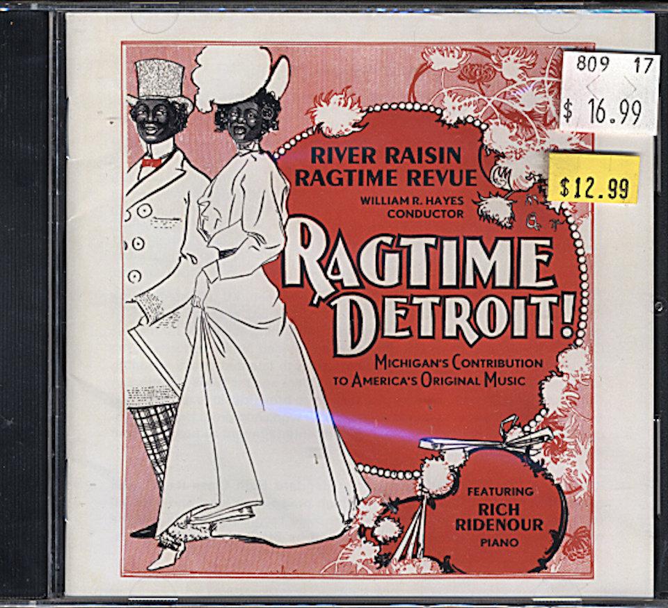 River Raisin Ragtime Revue CD