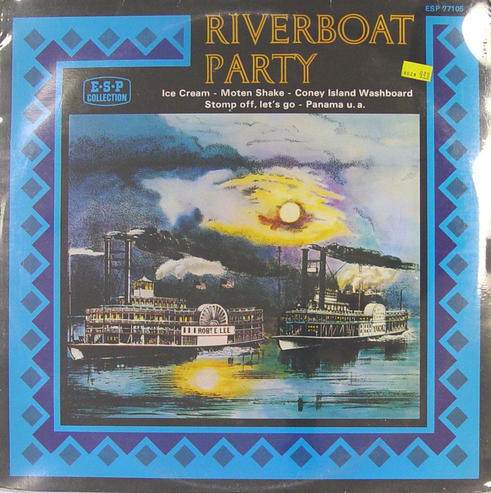 "Riverboat Party Vinyl 12"" (New)"