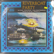 """Riverboat Party Vinyl 12"""" (New)"""
