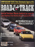 Road & Track Magazine April 1979 Magazine