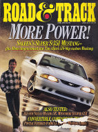 Road & Track Magazine June 1994 Magazine