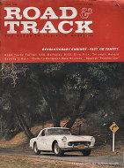 Road & Track Vol. 11 No. 10 Magazine