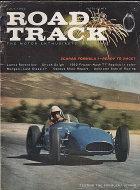 Road & Track Vol. 11 No. 11 Magazine
