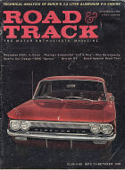 Road & Track Vol. 12 No. 3 Magazine