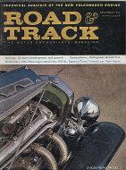 Road & Track Vol. 12 No. 4 Magazine