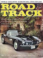 Road & Track Vol. 13 No. 7 Magazine