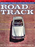 Road & Track Vol. 14 No. 11 Magazine