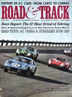 Road & Track Vol. 15 No. 10 Magazine