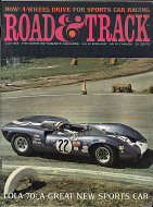 Road & Track Vol. 16 No. 11 Magazine