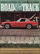 Road & Track Vol. 16 No. 3 Magazine